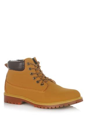 Ботинки коричневые   5528108