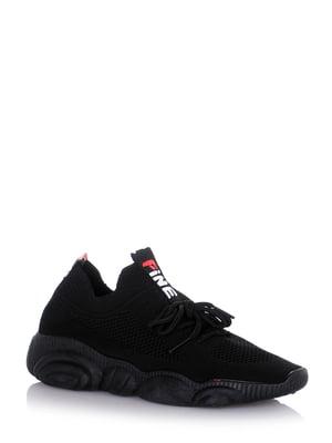 Кросівки чорні | 5528138
