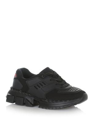 Кросівки чорні | 5528139