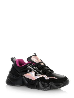 Кроссовки черные | 5528141