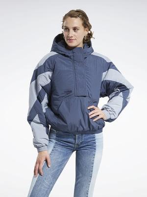 Куртка синя | 5528654