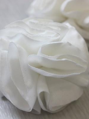 Резинка для волос цвета молока | 5530955