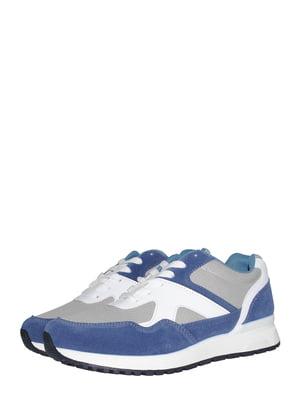 Кросівки сині | 5519642