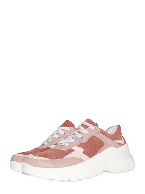 Кросівки рожеві | 5530294