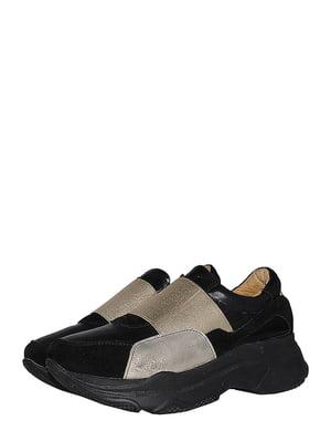 Кросівки чорні | 5530315