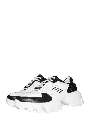 Кроссовки белые   5530317