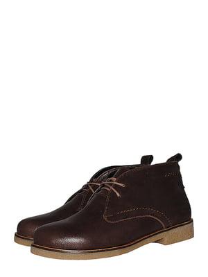 Ботинки коричневые | 5530327
