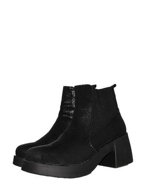 Ботинки черные | 5530985