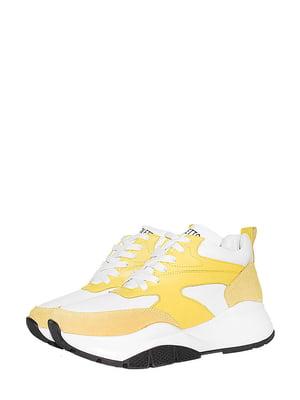 Ботинки желтые | 5530986
