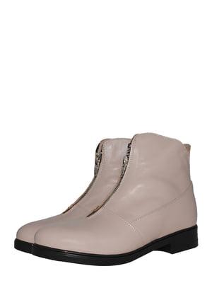 Ботинки кофейного цвета | 5530995