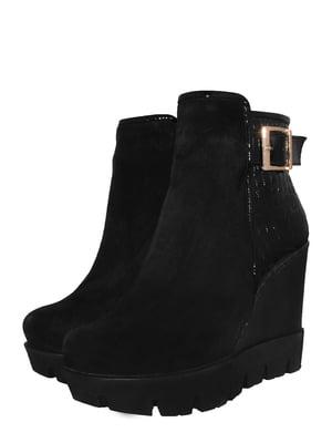 Ботинки черные | 5531002