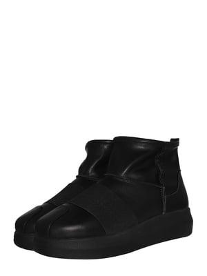 Ботинки черные | 5531003