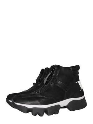 Ботинки черные | 5531009