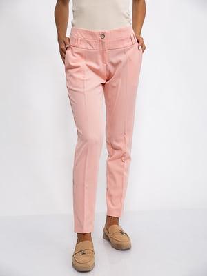 Штани персикового кольору | 5530419