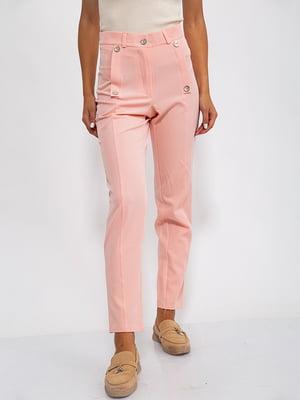 Штани персикового кольору | 5530425