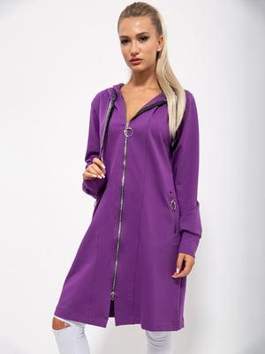 Кардиган фиолетовый   5530480