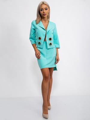 Костюм: жакет и юбка   5530527