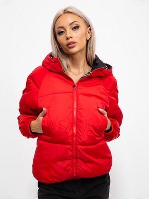 Куртка красная | 5530541