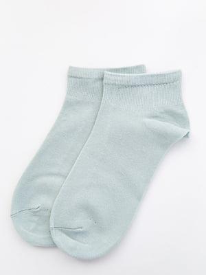 Шкарпетки оливкового кольору   5530601