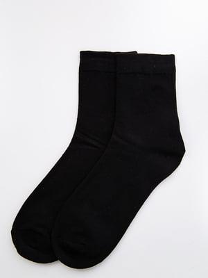 Шкарпетки чорні | 5530618