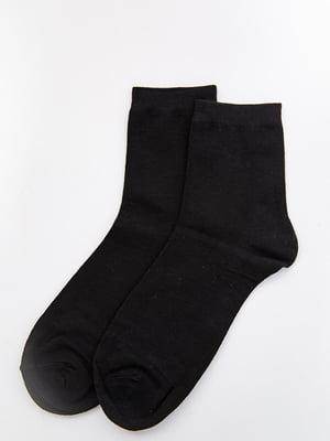 Носки черные | 5530621