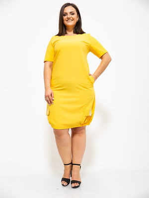 Сукня жовта | 5530654
