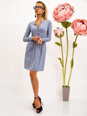 Сукня сталевого кольору | 5530677
