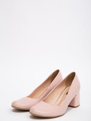 Туфлі кольору пудри | 5530799