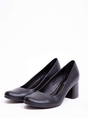 Туфлі чорні | 5530800