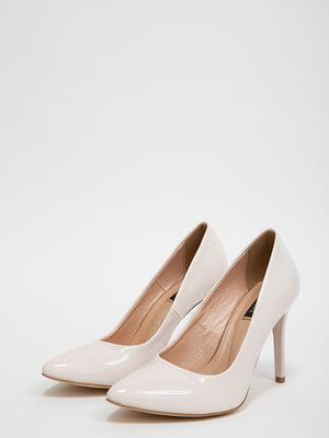 Туфлі бежеві | 5530802