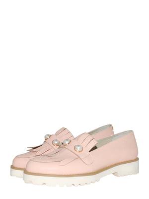 Лоферы розовые | 5518841