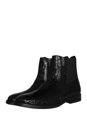 Ботинки черные | 5527789