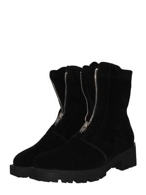 Ботинки черные | 5530992