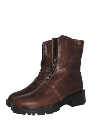 Ботинки коричневые | 5530993