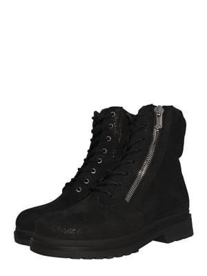 Ботинки черные | 5530997