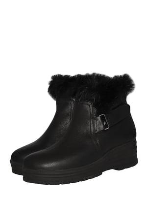 Ботинки черные | 5530999