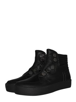Ботинки черные | 5531007
