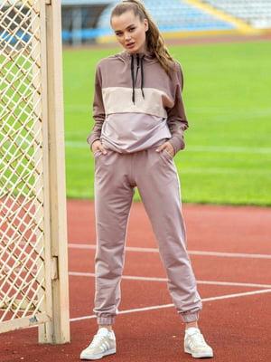 Костюм спортивний: худі і штани | 5531075