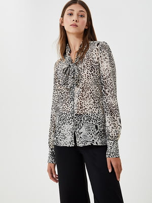 Блуза в анімалістичний принт | 5529219