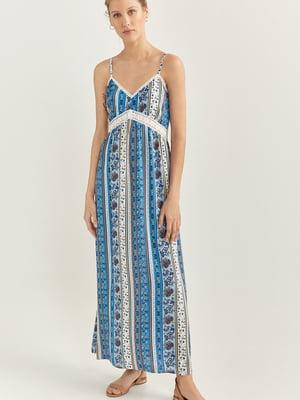 Сукня в принт | 5531297