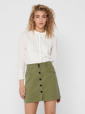 Блуза белая   5529871