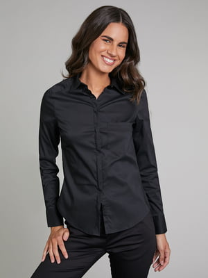 Рубашка черная | 5529693