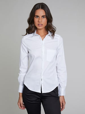 Рубашка белая | 5529696