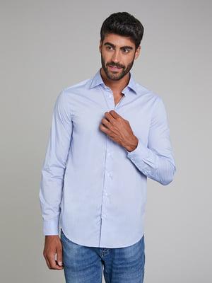 Рубашка голубая | 5529704