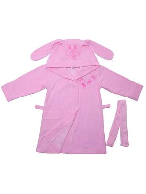 Халат рожевий | 5531361