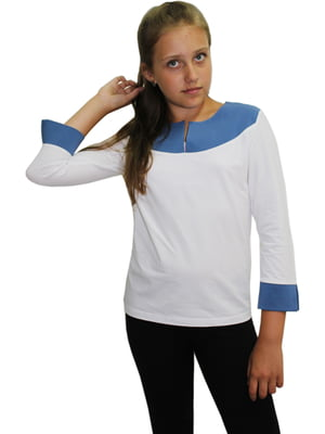 Блуза біла | 5531367