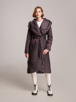 Пальто бордове | 5531382