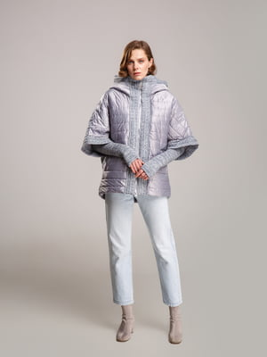 Куртка сіра   5531406