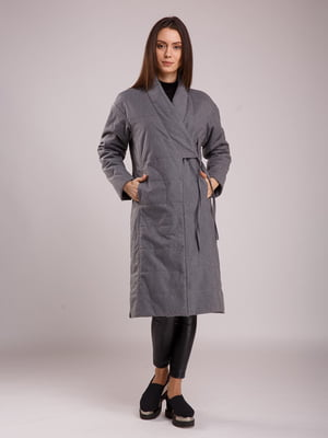 Пальто серое | 5531416