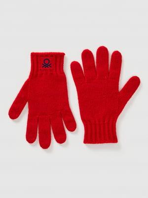 Перчатки красные | 5520465